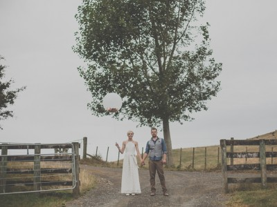 New Zealand Wedding Photographer // Waikato Woolshed Wedding