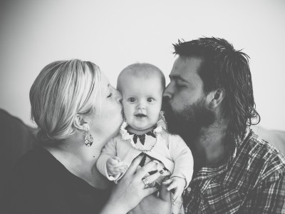New Zealand Lifestyle Photographer // Hanes-Cox Family