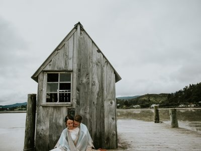 Coromandel Wedding Photographer // Kimberly and Jen
